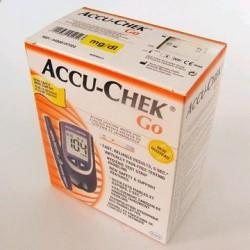 Accu-Chek Go Glucose Monitor