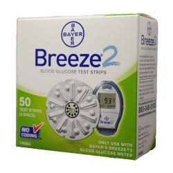 Bayer Breeze 2 Diabetes Meter