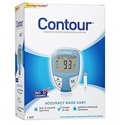 Bayer Contour Blood Glucose...