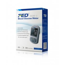 FED BGM-II Blood Glucose...