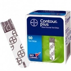 Bayer Contour Plus Test Strips
