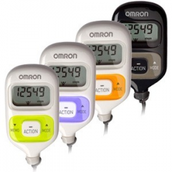 Omron HJ-203 Pedometer with...